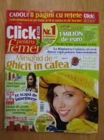 Anticariat: Click! Pentru femei, nr. 27, iulie 2009
