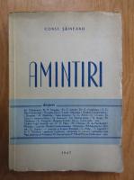 Anticariat: Constantin Saineanu - Amintiri