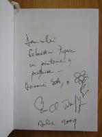 Anticariat: Dan Claudiu Tanasescu - Fumul departarilor (cu autograful autorului)
