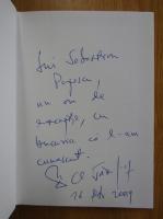 Dan Claudiu Tanasescu - Scrisori de pe front (cu autograful autorului)