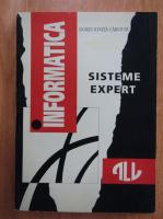 Anticariat: Dorin Ionita Carstoiu - Sisteme expert