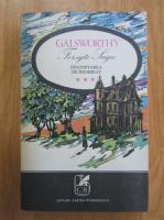 Anticariat: John Galsworthy - Forsyte Saga, volumul 3. Desteptarea de inchiriat