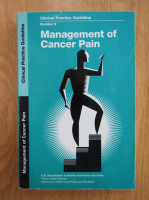 Anticariat: Management of Cancer Pain