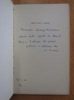 Mihail Crama - Codice (cu autograful autorului)