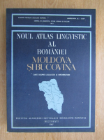 Noul atlas lingvistic al Romaniei, Moldova si Bucovina
