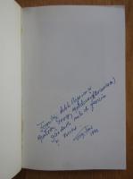 Silvia Cinca - Radiografii pentru iubire (cu autograful autorului)