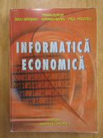 Anticariat: Traian Surcel - Informatica economica