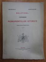 Anticariat: Buletinul Comisiunii Monumentelor Istorice, anul VIII, fasc. 29, ianuarie-martie 1915