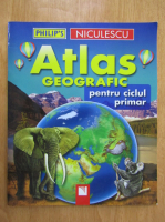 Anticariat: David Wright - Atlas geografic pentru ciclul primar