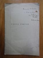 Anticariat: I. Andriesescu - Vasile Parvan, 1882-1927 (cu autograful autorului)