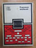 Anticariat: Ilie Vaduva, Vasile Baltac - Programare structurata