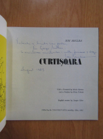 Anticariat: Ion Miclea - Curtisoara (cu autograful autorului)