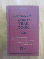 Anticariat: Mechanical World Year Book
