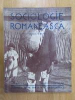 Anticariat: Revista Sociologie Romaneasca, anul II, nr. 9-10, septembrie-octombrie 1937