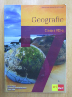 Anticariat: Silviu Negut - Geografie. Clasa a VII-a