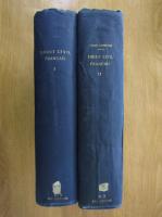 Anticariat: Ambrosie Colin, Henri Capitant - Cours elementaire de droit civil francais (2 volume)