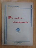Anticariat: Doru C. Vaslui - Parodii... si-originale!