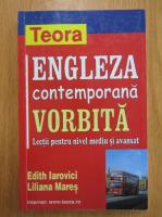 Edith Iarovici - Engleza contemporana vorbita