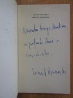 Anticariat: Ioanid Romanescu - Aberatii cromatice (cu autograful autorului)