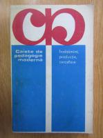 Anticariat: Lazar Vlasceanu - Caiete de pedagogie moderna. Invatamant, productie, cercetare