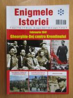 Anticariat: Revista Enigmele istoriei, anul I, nr. 7, 30 iulie-26 august 2020