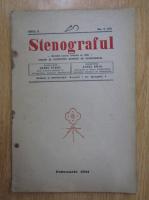 Anticariat: Revista Stenograful, anul II, nr. 6, 1941