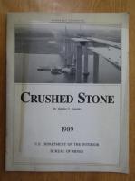 Anticariat: Valentin Tepordei - Crushed Stone, 1989