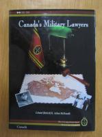 Anticariat: Arthur McDonald - Canada's Military Lawyers