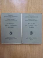 Anticariat: Aurelien Sauvageot - Histoire de la Finlande (2 volume)