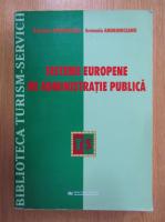 Anticariat: Gabriela Stanciulescu - Sisteme europene de administratie publica