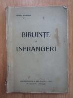 Anticariat: George Georgian - Birunite si infrangeri