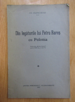 Anticariat: Gh. Duzinchevici - Din legaturile lui Petru Rares cu Polonia