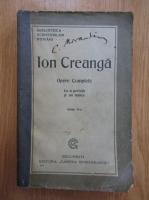 Anticariat: Ion Creanga - Opere complete