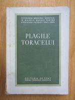 Anticariat: P. A. Cuprianov - Plagile toracelui