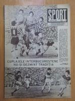 Anticariat: Revista Sport, nr. 3, martie 1985