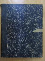 Anticariat: Tabela alfabetica a materiilor coprinse in dreptul, 30 noembre 1884-1885 noembre 29