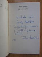 Anticariat: Teodor Maricaru - Haz de toate zilele (cu autograful autorului)