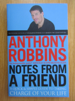 Anthony Robbins - Notes From a Friend