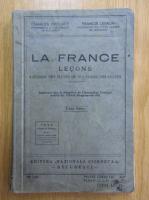 Charles Drouhet - La France lecons