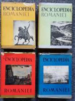 Anticariat: Dimitrie Gusti - Enciclopedia Romaniei, 4 volume (cu portrete si supracoperti)
