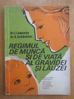 Anticariat: I. Lemnete - Regimul de munca si de viata al gravidei si lauzei