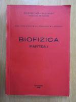 Anticariat: Maria-Luiza Flonta - Biofizica (volumul 1)