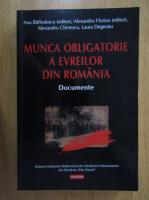 Anticariat: Ana Barbulescu - Munca obligatorie a evreilor din Romania