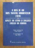 Anticariat: Carol Iancu - O suta de ani dupa Tratatul minoritatilor, 1919. Aspecte din istoria si civilizatia evreilor din Romania