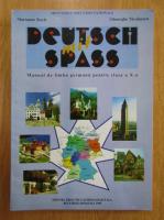 Anticariat: Marianne Koch - Deutsch mit spass