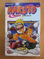 Anticariat: Masashi Kishimoto - Naruto (volumul 1)