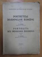 Anticariat: N. Iorga - Portretele doamnelor romane