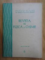 Anticariat: Revista de fizica si chimie, anul XVI, nr. 6, iunie 1979