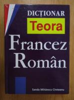 Sanda Mihaescu Cirsteanu - Dictionar francez-roman
