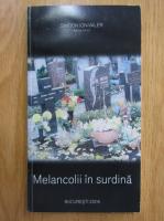 Sintion Ion Valer - Melancolii in surdina